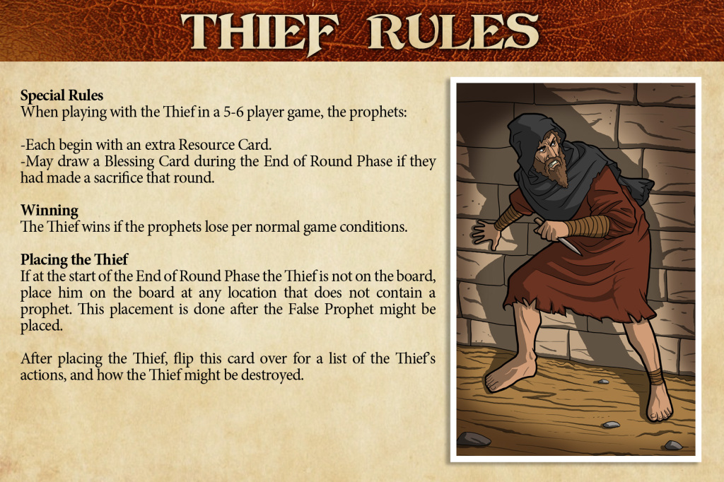 Thief-Rules