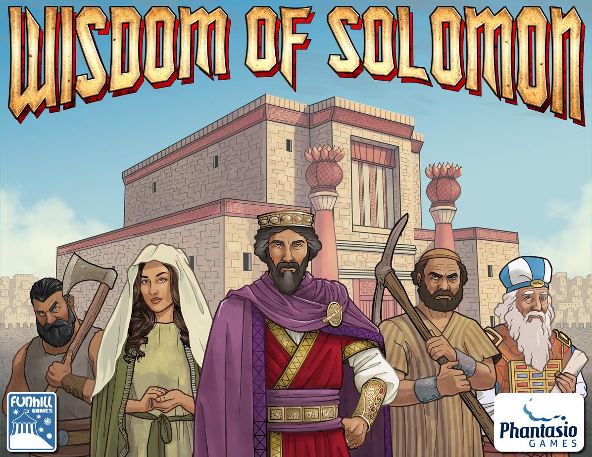 Wisdom of Solomon Box Cover
