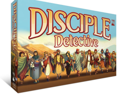 Disciple Detective expected to reach US soon